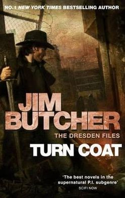 Turn Coat (Dresden Files Series #11)
