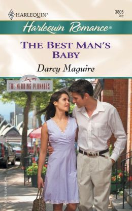 The Best Man's Baby (Harlequin Romance #3805)