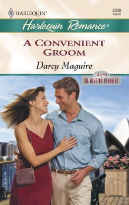 A Convenient Groom (Harlequin Romance #3809)