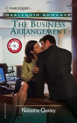The Business Arrangement (Harlequin Romance #3854)
