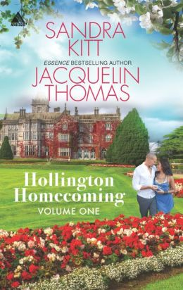 Hollington Homecoming, Volume One: RSVP with Love / Teach Me Tonight (Harlequin Kimani Arabesque Series)