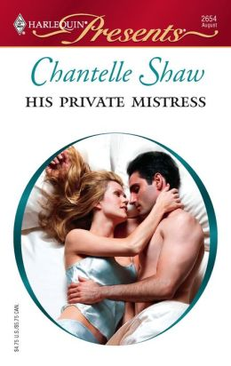 His Private Mistress (Harlequin Presents #2654)