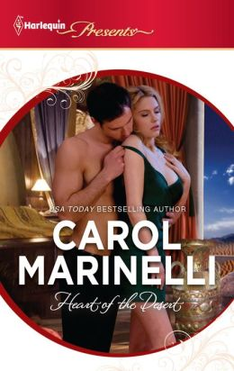 Heart of the Desert (Harlequin Presents #3020)