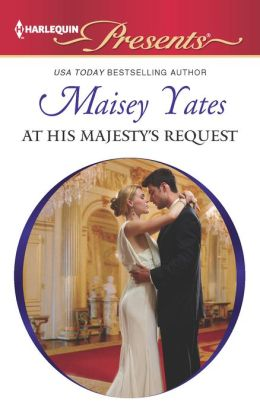 At His Majesty's Request (Harlequin Presents Series #3112)