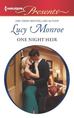One Night Heir (Harlequin Presents Series #3155)
