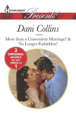 More than a Convenient Marriage? (Harlequin Presents Series #3200)