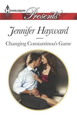 Changing Constantinou's Game (Harlequin Presents Series #3271)