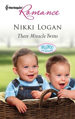 Their Miracle Twins (Harlequin Romance Series #4294)