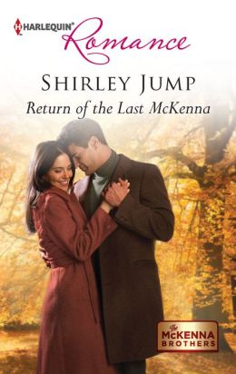 Return of the Last McKenna (Harlequin Romance Series #4337)
