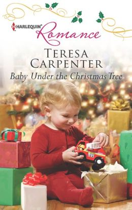 Baby Under the Christmas Tree (Harlequin Romance Series #4355)