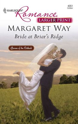 Bride at Briar's Ridge