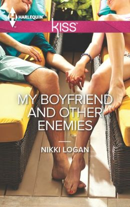 My Boyfriend and Other Enemies (Harlequin Kiss Series #24)