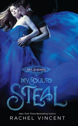 My Soul to Steal (Soul Screamers Series #4)