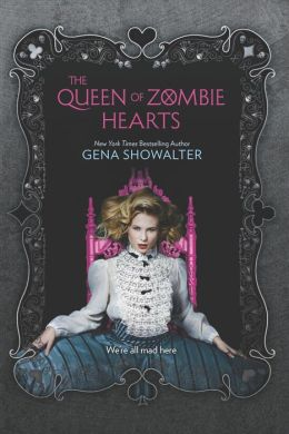 The Queen of Zombie Hearts (White Rabbit Chronicles Series #3)