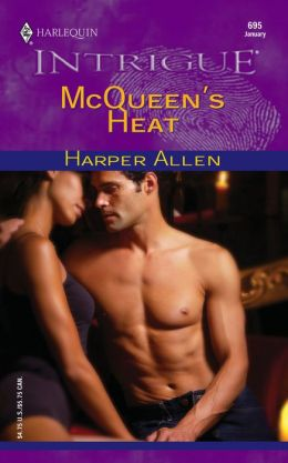 McQueen's Heat (Harlequin Intrigue)