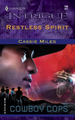 Restless Spirit (Harlequin Intrigue #769)