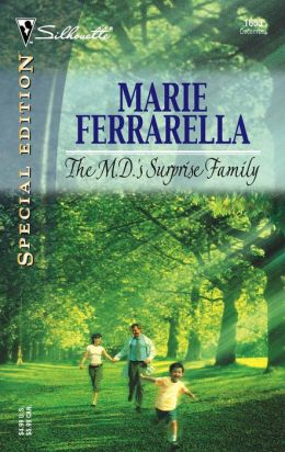 The M.D.'s Surprise Family (Bachelors of Blair Memorial Series)