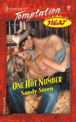 One Hot Number (Harlequin Temptation Series)