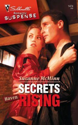 Secrets Rising (Silhouette Romantic Suspense #1474)