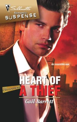 Heart of a Thief (Silhouette Romantic Suspense #1514)