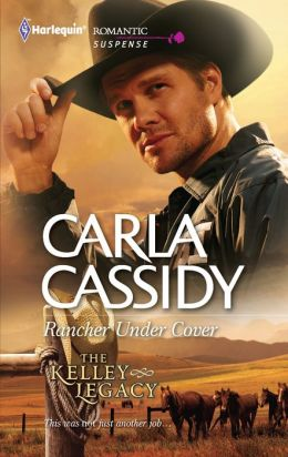 Rancher Under Cover (Harlequin Romantic Suspense #1676)