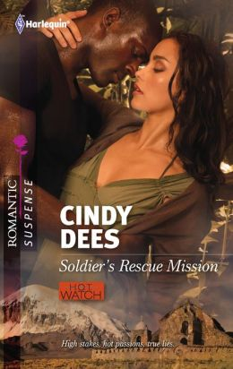 Soldier's Rescue Mission (Harlequin Romantic Suspense Series #1689)
