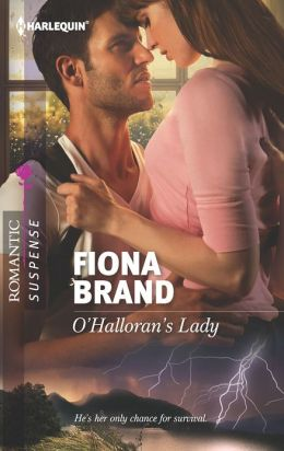 O'Halloran's Lady (Harlequin Romantic Suspense Series #1733)