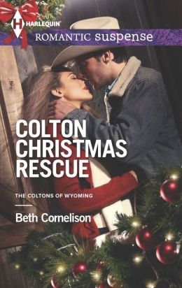 Colton Christmas Rescue (Harlequin Romantic Suspense Series #1780)