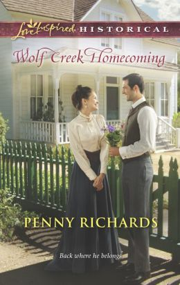 Wolf Creek Homecoming (Love Inspired Historical Series)