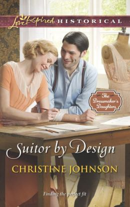 Suitor by Design (Love Inspired Historical Series)