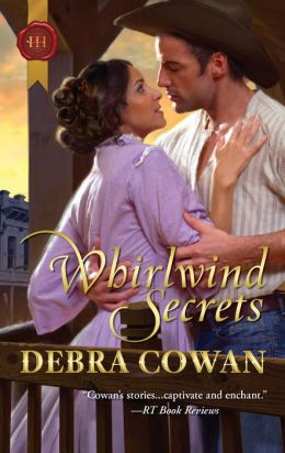 Whirlwind Secrets (Harlequin Historical #979)
