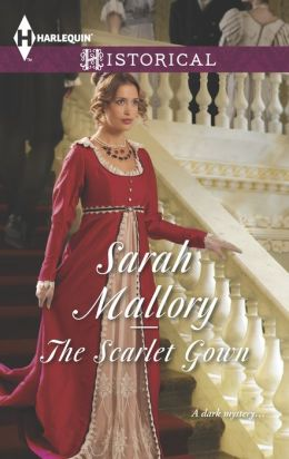 The Scarlet Gown (Harlequin Historical Series #1193)