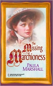 The Missing Marchioness
