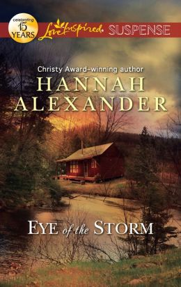 Eye of the Storm (Love Inspired Suspense Series)