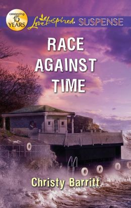Race Against Time (Love Inspired Suspense Series)