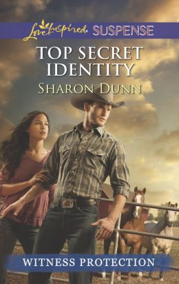 Top Secret Identity (Love Inspired Suspense Series)
