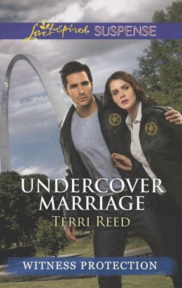 Undercover Marriage (Love Inspired Suspense Series)
