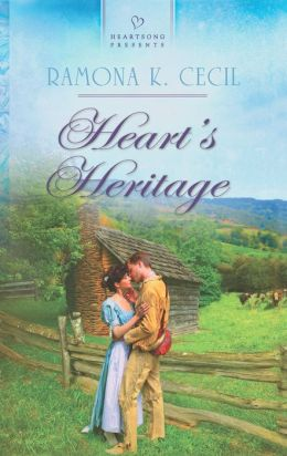 Heart's Heritage (Heartsong Presents Series #1031)