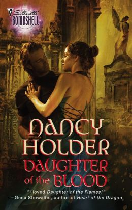 Daughter of the Blood (Silhouette Bombshell #117)