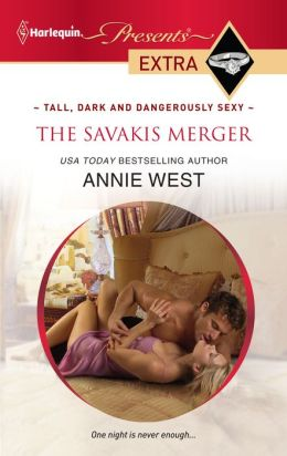 The Savakis Merger (Harlequin Presents Extra #174)