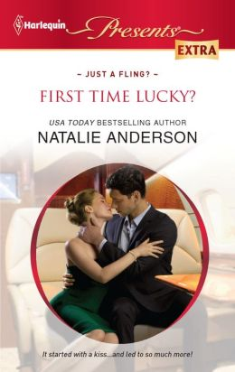 First Time Lucky? (Harlequin Presents Extra Series #199)