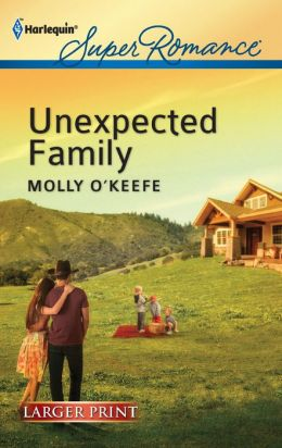 Unexpected Family (Harlequin LP Superromance Series #1783)