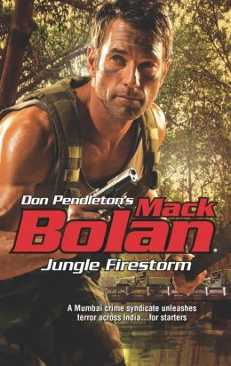 Jungle Firestorm (Super Bolan Series #163)
