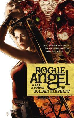 The Golden Elephant (Rogue Angel Series #14)