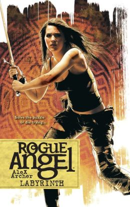 Labyrinth (Rogue Angel Series #34)