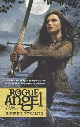 Sunken Pyramid (Rogue Angel Series #45)