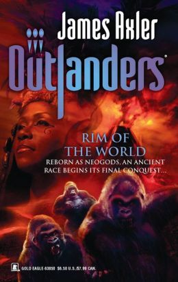 Rim of the World (Outlanders Series #37)
