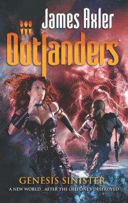 Genesis Sinister (Outlanders #63)
