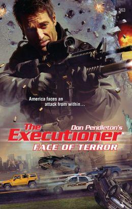 Face of Terror (Executioner Series #363)