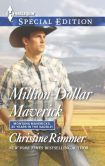 Book Cover Image. Title: Million-Dollar Maverick, Author: Christine Rimmer